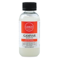GAMVAR MATTE VARNISH 4.2 OZ GB10704