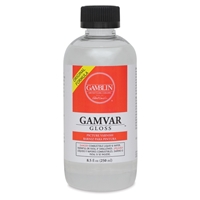 GAMVAR PICTURE VARNISH 8.5 OZ GLOSS GB10058