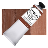 GAMBLIN OIL 37ML BURNT SIENNA GB1060
