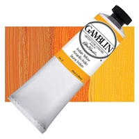 GAMBLIN OIL 37ML INDIAN YELLOW GB1350