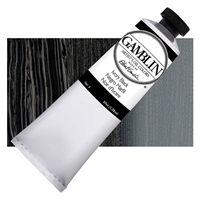 GAMBLIN OIL 37ML IVORY BLACK GB1360