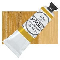 GAMBLIN OIL 37ML YELLOW OCHRE GB1780