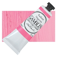 GAMBLIN OIL 37ML RADIANT MAGENTA GB1865
