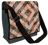 ECO MESSENGER BAG CAMO QUILT MVCT20164 disc