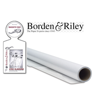 PAPER GLASSINE ROLL 24 inches x 20 yds BORDEN BR25GR242000