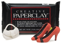SCULPTURE CREATIVE PAPERCLAY 4OZ CV0813
