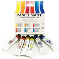 DANIEL SMITH WATERCOLOR SET - ESSENTIAL MIXING SET/6 DJ285610117