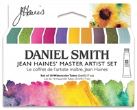 DANIEL SMITH WATERCOLOR SET - JEAN HAINES MASTER 5ML SET/10 DJ285610223