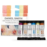 DANIEL SMITH WATERCOLOR SET - JEAN HAINES ALL THAT SHIMMERS 5ML SET/6 DJ285610375