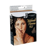 TATOO KIT MEHNDI HENNA  JAC9500