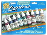 LUMIERE HALO & JEWELS EXCITER PACK 9COL JAC9901