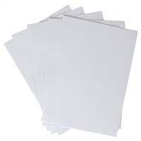 PAPER BOND 8.5X11 INCHES - 100 SHEET PACK 050185