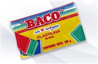 CLAY BACO YELLOW 180GRM 20500003