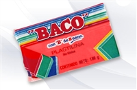 CLAY BACO RED 180GRM 20500005