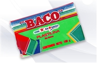 CLAY BACO GREEN LIGHT 180GRM 140015