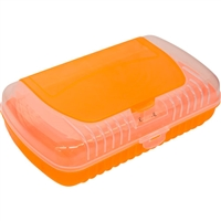 PENCIL BOX PLASTIC 9X5 IN 9014
