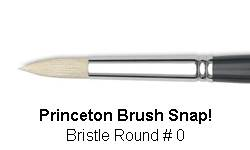 BRUSH 9700R0 0 SNAP ROUND 9700R0