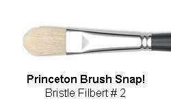 BRUSH 9700FB2 2 SNAP PRINCE FIL 9700FB2