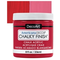 AMERICANA CHALKY FINISH PAINT 8OZ ROMANCE DPADC06-36