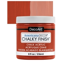 AMERICANA CHALKY FINISH PAINT 8OZ CAMEO DPADC10-36