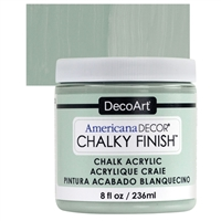 AMERICANA CHALKY FINISH PAINT 8OZ VINTAGE DPADC17-36