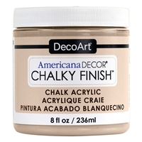 AMERICANA CHALKY FINISH PAINT 8OZ HEIRLOOM DPADC24-36