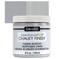 AMERICANA CHALKY FINISH PAINT 8OZ YESTERYEAR DPADC27-36