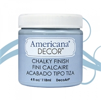 AMER CHALK PAINT 4OZ SERENE DPADC18-96
