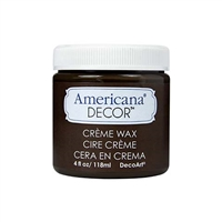 DECOR CREME WAX 4OZ DEEP BROWN DPADM07-96