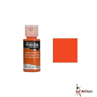 FLUID ACRYLIC DECO 1onz CAD ORANGE HUE -1 DPDMFA15-26