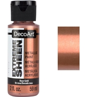 EXTREME SHEEN 2OZ ROSE GOLD DPDPM03-30