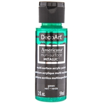 MULTI-SURFACE 2OZ METALLIC GREEN DPDA802-30