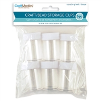 STORAGE SCREW TOP CUPS 20G/ 0.7 OZ 6/PK MQPB820
