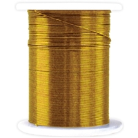 JEWELRY WIRE 28G GOLD 10M MQBD949F-disc