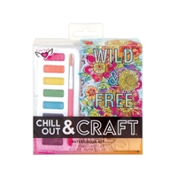 WATERCOLOR SET - CHILL OUT AND CRAFT FN12266