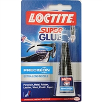 GLUE SUPER BONDER 5Gr PRECISION308866