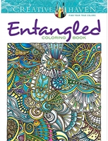 BOOK CREATIVE HAVEN - ENTANGLED DO79327-3