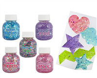 GLITTER GLUE PIXIE PASTE Sold Individually OY170-001