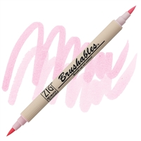 ZIG BRUSHABLES PURE BABY PINK BRUSH PEN ZGMS-7700026