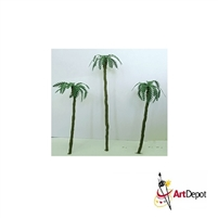 TREES ASSORTED PALM 1-3 INCHES 4PK MVWS00359