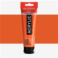 AMSTERDAM ACRYLIC 120ML 276 AZO ORANGE TN17092762