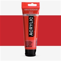 AMSTERDAM ACRYLIC 120ML NAPHTHOL RED MEDIUM TN17093962