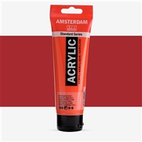 AMSTERDAM ACRYLIC 120ML NAPHTHOL RED LIGHT TN17093982