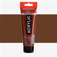 AMSTERDAM ACRYLIC 120ML 411 BURNT SIENNA TN17094112