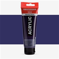 AMSTERDAM ACRYLIC 120ML PERMANENT BLUE VIOLET TN17095682