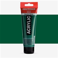 AMSTERDAM ACRYLIC 120ML PERMANENT GREEN DEEP TN17096192