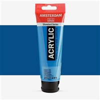 AMSTERDAM ACRYLIC 120ML PRIMARY CYAN TN17095722