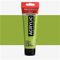 AMSTERDAM ACRYLIC 120ML YELLOWISH GREEN TN17096172