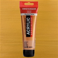 AMSTERDAM ACRYLIC 120ML 803 METALLIC DEEP GOLD TN17098032