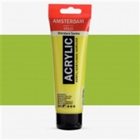AMSTERDAM ACRYLIC 120ML 243 GREENISH YELLOW TN17092432